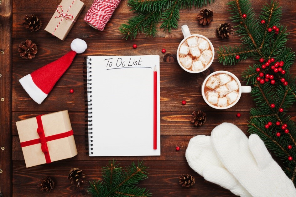 Study tips to stay motivated this Christmas.